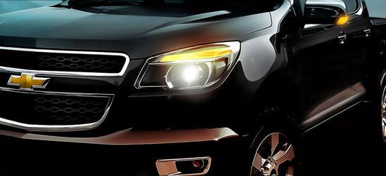 新一代雪佛兰Colorado皮卡车预告3月25日发布