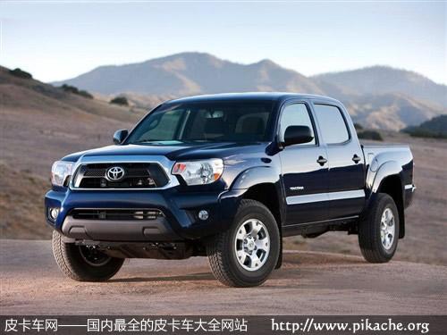 丰田在美国加拿大召回16万辆Tacoma皮卡车 因备胎易脱落