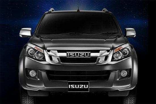 Isuzu发布全新D-MAX皮卡车