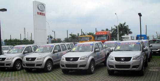中国皮卡车市场及产品发展趋势