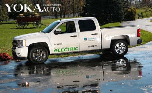 VIA将推出VTRUX增程电动皮卡车