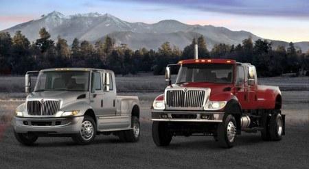 世界上最大的皮卡车(International)-皮卡车大全