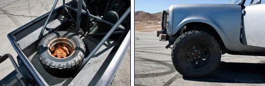 1968款万国Scout皮卡 有品位的越野老车-皮卡车大全