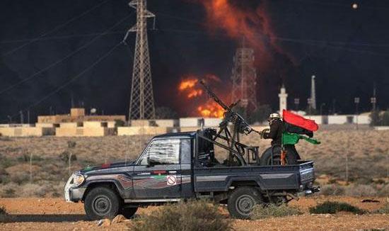 中国皮卡车征服了利比亚 却输掉了皮卡战争-皮卡车大全