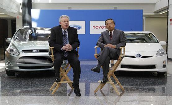 丰田福特合作开发F-150皮卡混动版车型