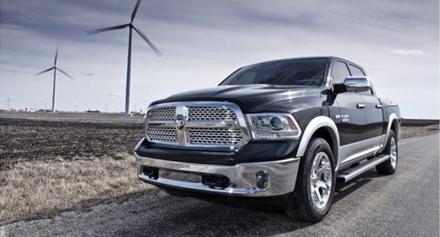 美国:克莱斯勒公羊全新皮卡引领卡车潮流