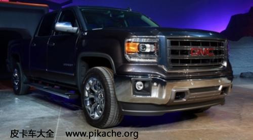 通用汽车推出Silverado和Sierra皮卡车翻新版本-皮卡车大全