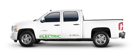 三款全尺寸电动皮卡车亮相2013底特律车展