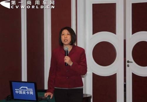 国家信息中心信息资源部副主任黄路明