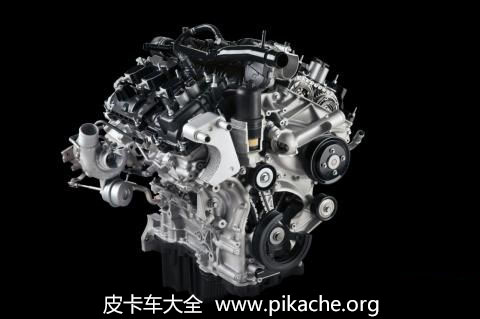 福特拟斥5亿美元在美投产新V6皮卡发动机