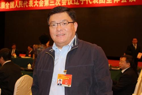 李海阳,辽宁曙光汽车集团股份有限公司副董事长