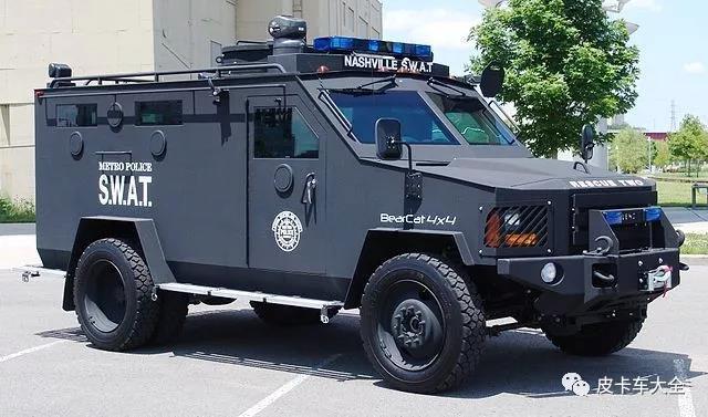 福特SWAT特警装甲车