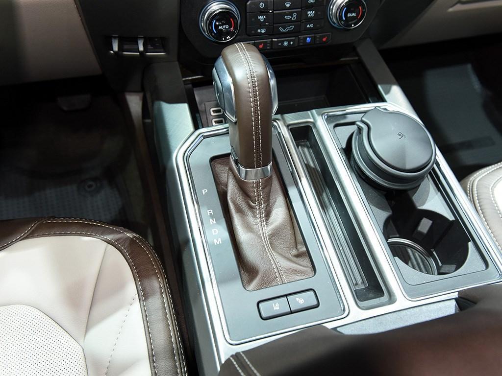福特F-150 LTD限量版皮卡