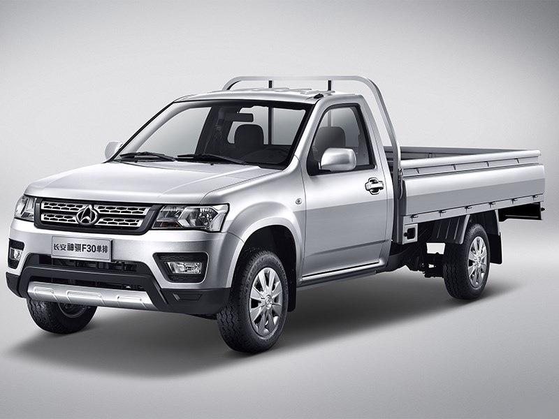 神骐F30 2018款 1.5L单排标准版2.7米货厢